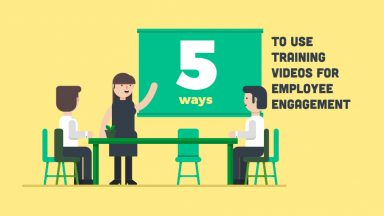 How to use training video for employee engagement
