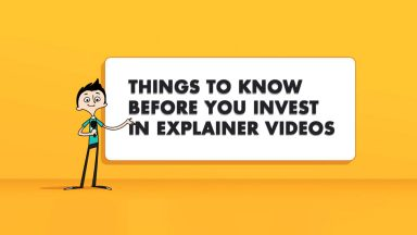 things to know before you invest in explainer video